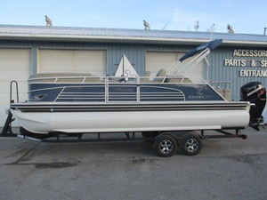New Regency 220 LE3 Sport Pontoon Boat For Sale