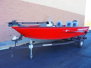 New Tracker Pro Guide V-16 SC Aluminum Fishing Boat For Sale