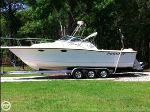 Used Pursuit 2800 Open Walkaround Fishing Boat For Sale