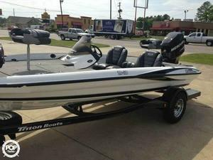 Used Triton TR-18 Bass Boat For Sale