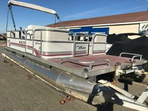 Used Weeres Sportsman 20 Pontoon Boat For Sale