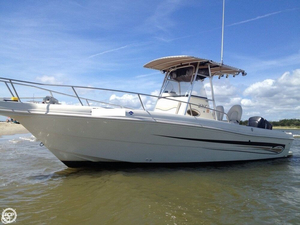 Used Caravelle SeaHawk 230 Center Console Fishing Boat For Sale