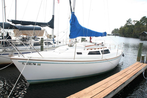 Used Catalina Capri 26 Sloop Sailboat For Sale