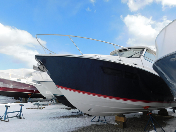 New Pursuit OS 355 Cruiser Boat For Sale