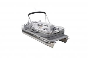 New Qwest Pontoons ADV7518VXC Pontoon Boat For Sale