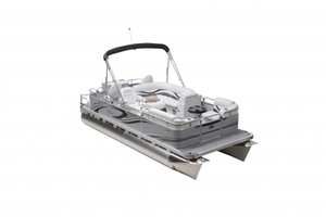 New Qwest Pontoons ADV7518VXF Pontoon Boat For Sale
