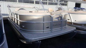 New South Bay S220CR Deluxe Pontoon Boat For Sale