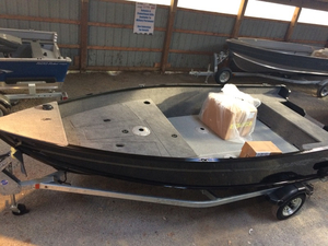 New Lund 1625 Fury XL Tiller Sports Fishing Boat For Sale