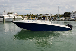 Used Fountain 33 Sportfish Cruiser Express Cruiser Boat For Sale