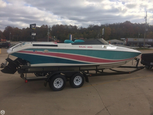 Used Baja 270 Express Cruiser Boat For Sale