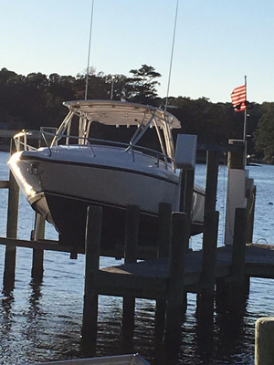 Used Intrepid 310 Walkaround Sports Fishing Boat For Sale