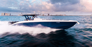 Used Midnight Express 43 Center Console Fishing Boat For Sale