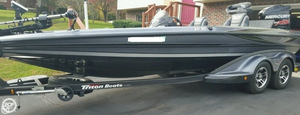 Used Triton 20XS Elite Bass Boat For Sale