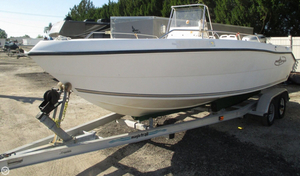 Used Pro Sport 1960CC Center Console Fishing Boat For Sale