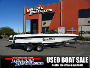 Used Malibu Sunsetter LXi Ski and Wakeboard Boat For Sale