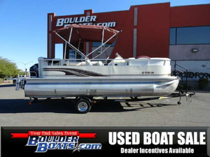 Used Lowe Suncruiser Jamaica 200 Pontoon Boat For Sale