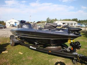New Triton 179 TRX Bass Boat For Sale