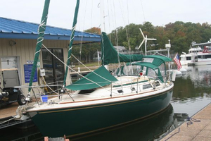 Used Catalina 36 Cutter Rig Cruiser Sailboat For Sale