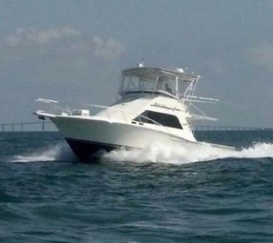 Used Cabo Flybridge Sportfisher Re-Powered Sports Fishing Boat For Sale