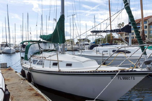 Used Newport 28 Mkii Cruiser Sailboat For Sale