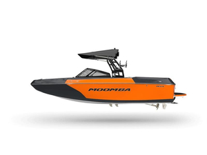 New Moomba Helix Ski and Wakeboard Boat For Sale