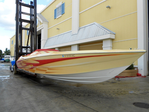 Used Outerlimits 39 Quatro High Performance Boat For Sale