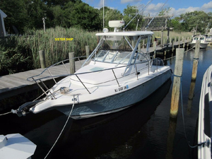 Used Century 2600 Walkaround Boat For Sale