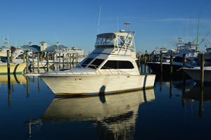 Used Egg Harbor 33 Convertible Fishing Boat For Sale