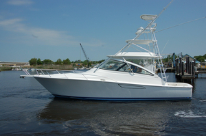 New Viking Yachts Express Convertible Fishing Boat For Sale