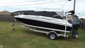 Used Hurricane 188 SS Deck Boat For Sale