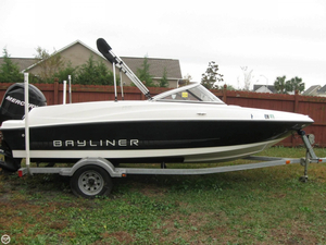 Used Bayliner 170 BR Bowrider Boat For Sale