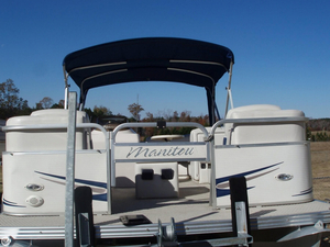 Used Manitou Osprey Pro F2 Pontoon Boat For Sale