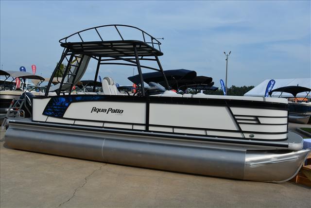 New Aqua Patio AP 255 SDP Pontoon Boat For Sale