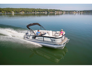 New Aqua Patio AP 215 SB Pontoon Boat For Sale