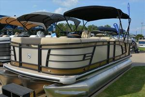New Aqua Patio AP 215 C Pontoon Boat For Sale