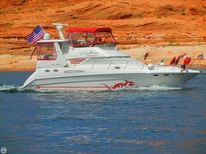 Used Sea Ray 42 AC Aft Cabin Boat For Sale