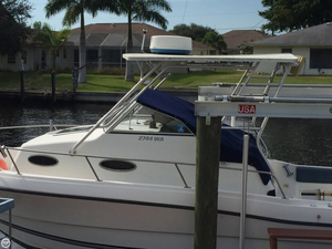 Used Sea Sport 2744 WA Walkaround Fishing Boat For Sale