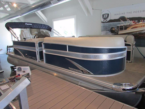 Used Premier Sunsation 220 Pontoon Boat For Sale