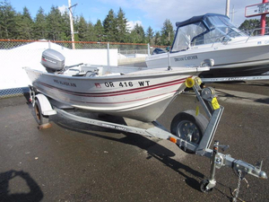 Used Smokercraft PRO ALASKAN Dinghie Boat For Sale