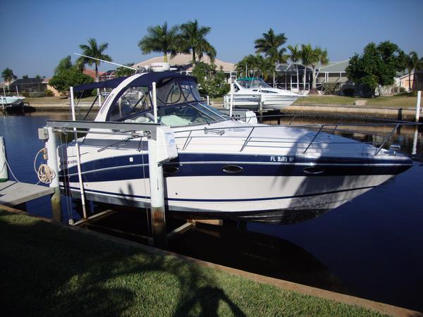 Used Four Winns 318 Vista Aft Cabin Boat For Sale