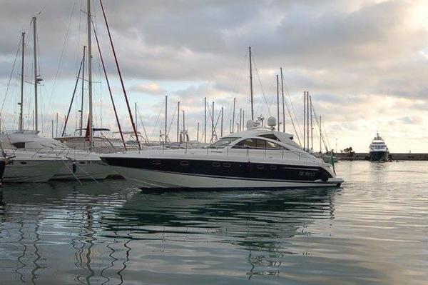 Used Fairline Targa 52 Motor Yacht For Sale