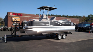 New Qwest Angler Qwest Pro Angler Pontoon Boat For Sale