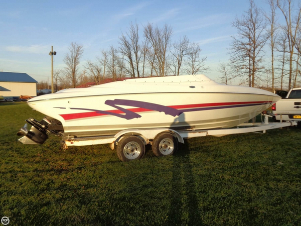Used Baja Boss 272 High Performance Boat For Sale