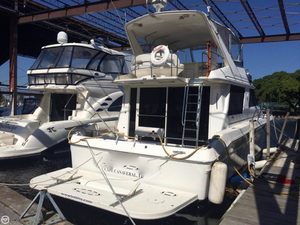 Used Sea Ray Sedan Bridge 500 Cruiser Boat For Sale