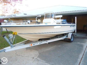 Used Key West 196 Bay Reef Bay Boat For Sale