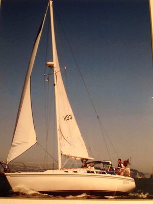 Used Catalina 36 MK I5 Racer and Cruiser Sailboat For Sale