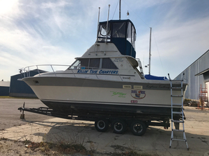 Used Silverton 31 Convertible Fishing Boat For Sale
