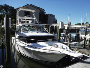 Used Bertram 30 Express Fisherman Express Cruiser Boat For Sale