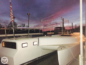 Used Custom 50 Trimaran Cruiser Sailboat For Sale