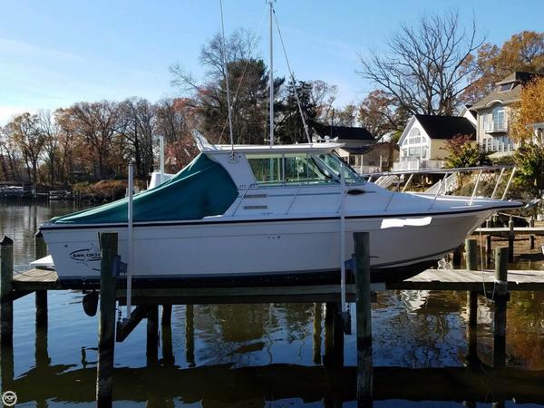Used Baha Cruisers 277 GLE Express Cruiser Boat For Sale